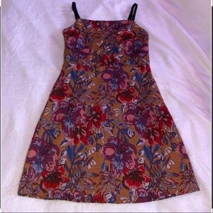 RARE urban outfitters floral dress